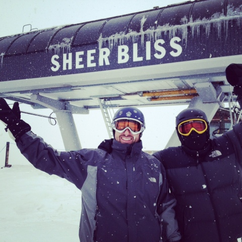 Winemakers on the slopes of Aspen